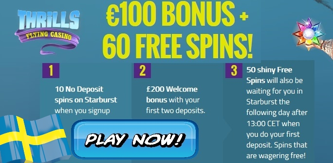Play Online Casino Moons